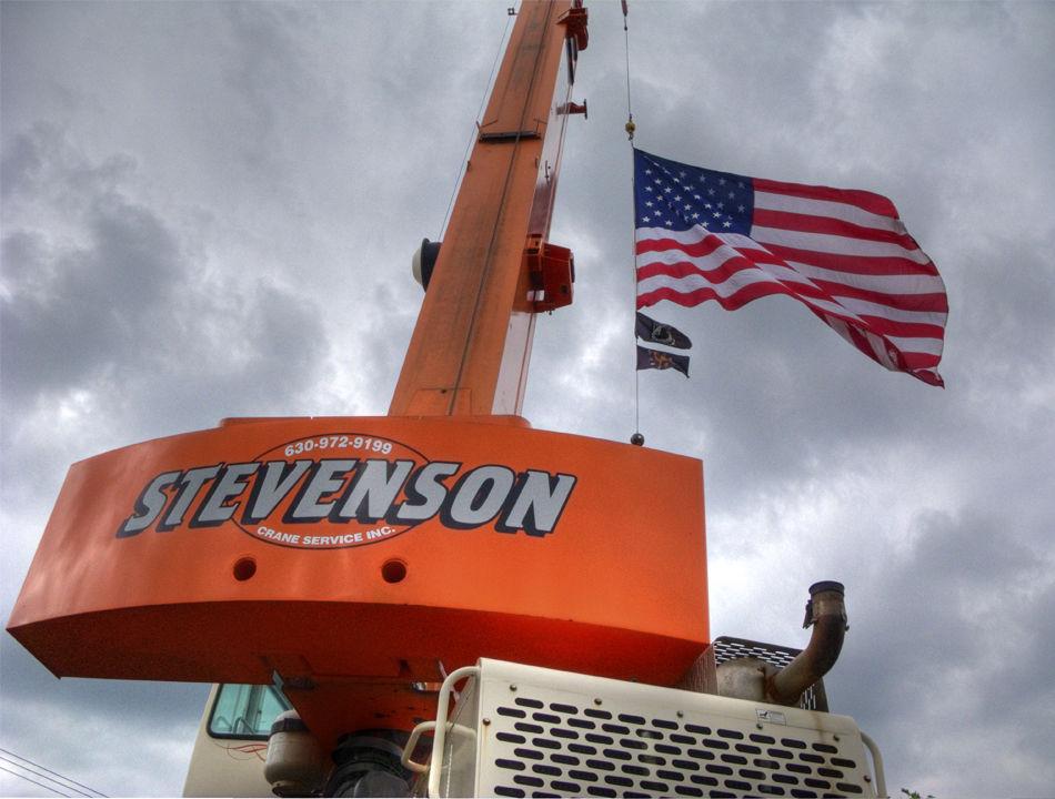 Stevenson Crane Service 21
